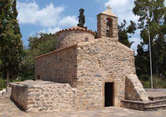 Agios Nikolaos in Ormos