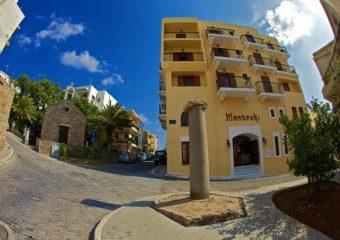 Mantraki Hotel Apartments
